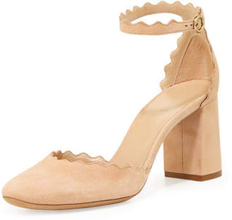 Chloé Snakeskin d'Orsay Pumps low price for sale buy cheap official site discount 2014 sale clearance order for sale Z06Gv