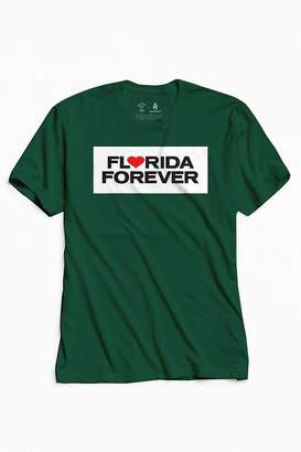Urban Outfitters Community Cares + Hurricane Relief Florida Forever Tee