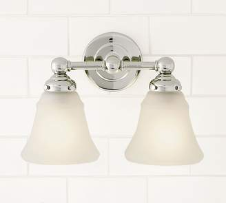 Pottery Barn Sussex Double Sconce