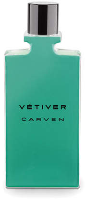 Carven Vetiver Eau de Toilette Spray, 3.4 oz./ 100 mL