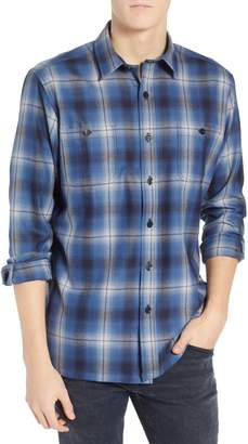 Pendleton Zephyr Worsted Wool Flannel Shirt