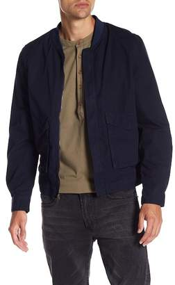 Joe's Jeans Military Bomber Jacket