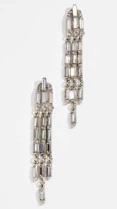 Ben-Amun Chandelier Post Earrings