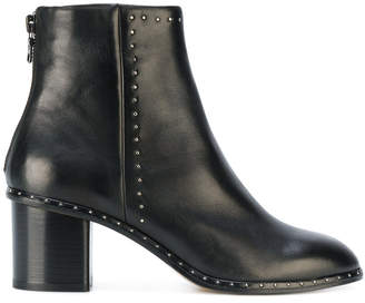 Rag & Bone side zipped ankle boots