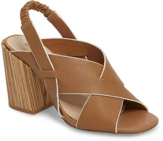 Kelsi Dagger Brooklyn Mazy Dress Cross Strap Sandal
