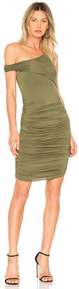 KENDALL + KYLIE Sleeveless Ruched Dress