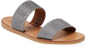 Seychelles Two-Strap Slide Sandal