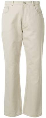 J.W.Anderson straight-leg trousers