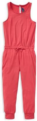 Polo Ralph Lauren Girls' Knit Romper - Little Kid