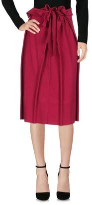 Issey Miyake 3/4 length skirt