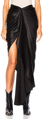 Redemption Silk Long Skirt