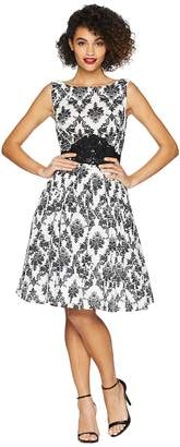 Unique Vintage Sleeveless Bella Swing Dress Women's Dress
