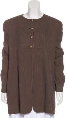 Ungaro Emanuel by Collarless Short Coat