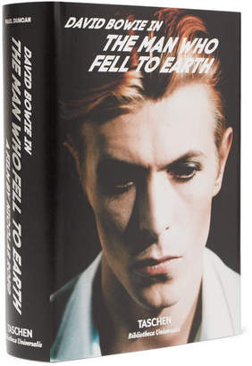 David Bowie: The Man Who Fell To Earth Hardcover Book