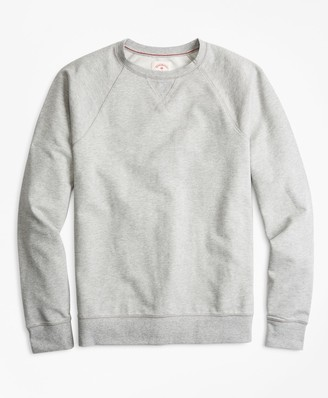 Brooks Brothers French Terry Crewneck Sweatshirt