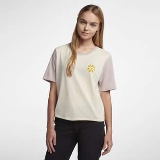 Hurley Womens T-Shirt Sunny Daze