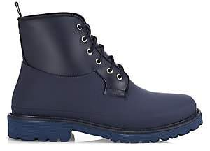 Saks Fifth Avenue Men's COLLECTION Rubber Combat Boots