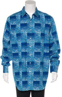 Robert Graham Abstract Print Shirt w/ Tags