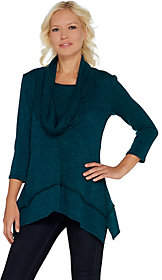 Laurie Felt Cozy Cowl Neck Long SleeveSweater