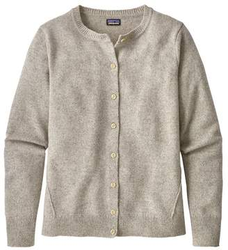 Patagonia Women's Recycled Cashmere Cardigan