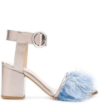 Maison Père ankle strap sandals