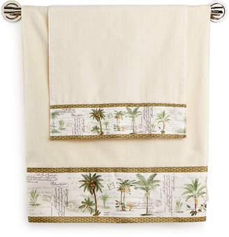 Avanti Colony Palm Fingertip Towel Bedding