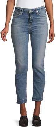 Citizens of Humanity Slim Harlow High-Rise Ankle Jeans