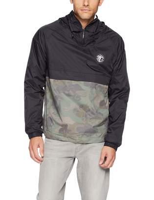 Volcom Men's Fezzes Lightweight Workwear Jacket