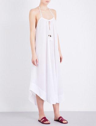 Heidi Klein Martha's Vineyard cotton-muslin maxi dress $275 thestylecure.com