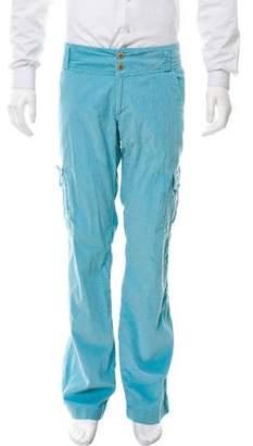 Etro Corduroy Cargo Pants