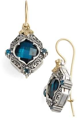 Konstantino 'Thalassa' Drop Earrings