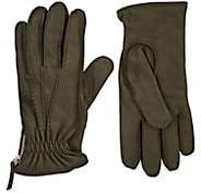 WANT Les Essentiels Men's Chopin Cashmere-Lined Leather Gloves