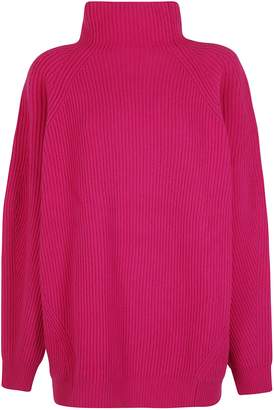 Cavallini Erika Oversized Funnel-neck Sweater