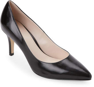 Cole Haan Black Juliana Pointed Toe Pumps