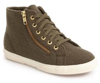 Women's Superga 2224 High Top Sneaker $98.95 thestylecure.com