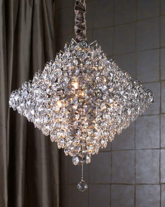 At horchow horchow ronen 8 light pendant