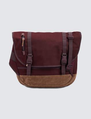 Visvim Ballistic E-Cat 18L Messenger Bag
