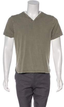 Marc by Marc Jacobs Knit V-Neck T-Shirt