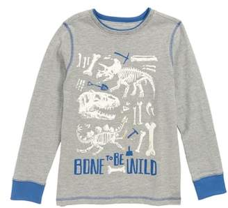 Hatley Bone to Be Wild Graphic T-Shirt