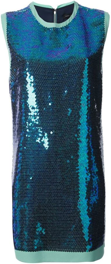 Marc by Marc Jacobs embellished sequin dress