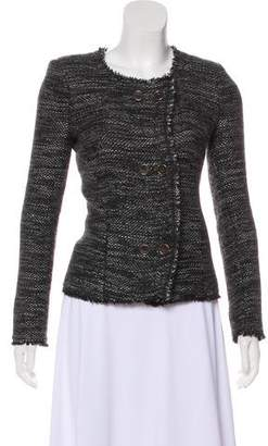 Isabel Marant Wool-Blend Tweed jacket