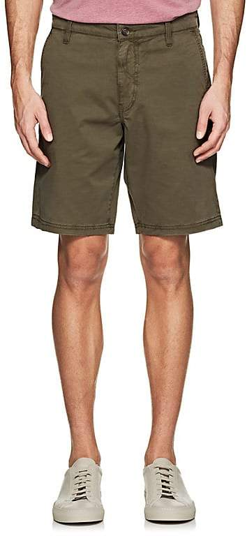 Men's Stretch-Cotton Chino Shorts