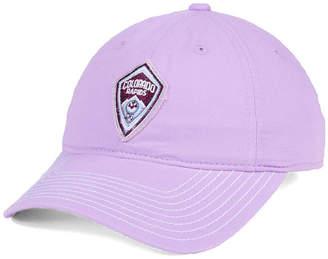 adidas Colorado Rapids Pink Slouch Cap