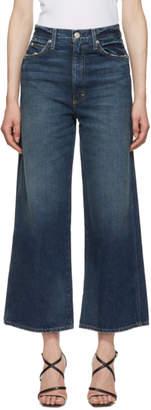 Amo Blue Ava Wide Leg Jeans