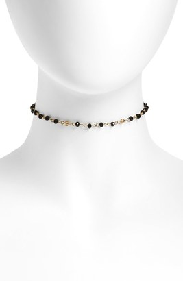 Women's Bp. Beaded Choker Necklace $15 thestylecure.com