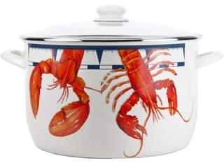 Golden Rabbit Lobster 18-Quart Stock Pot