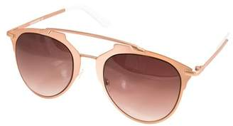 AQS Alfie 52mm Aviator Sunglasses