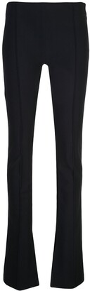 ADAM by Adam Lippes side slit trousers