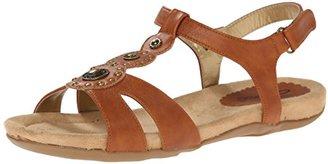 Annie Shoes Women's Spirit Sandal $59.95 thestylecure.com