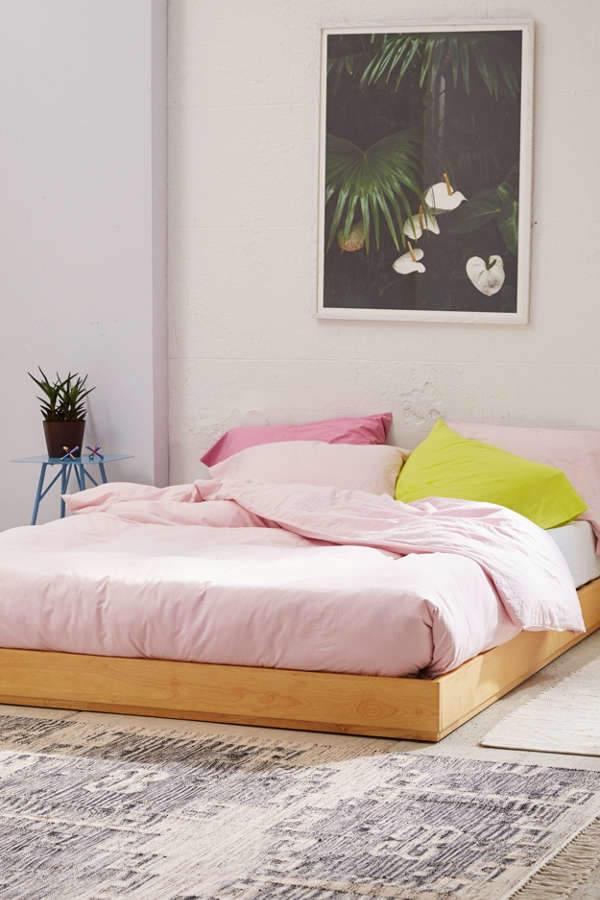 Urban Outfitters Samson Platform Bed Shopstyle